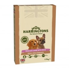 Small Dog Complete Adult Dog Food Lamb & Rice 1.75kg