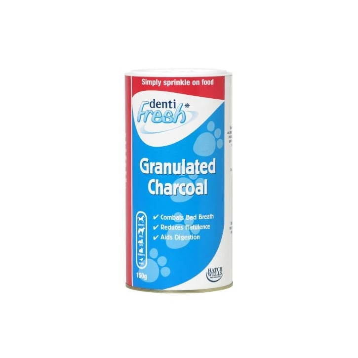 Hatchwells Granulated Charcoal For All Animals - 150gm