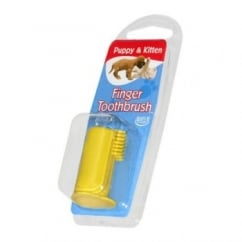 Denti-fresh Puppy & Kitten Finger Toothbrush