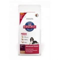 Canine Adult Advanced Fitness Large Breed Lamb & Rice 7.5kg