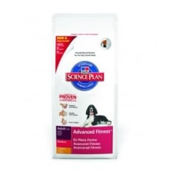 Hills Pet Nutrition Canine Adult Advanced Fitness Medium with Chicken 3kg