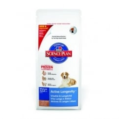 Canine Mature Adult 7+ Active Longevity Lamb & Rice 3kg
