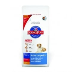 Canine Mature Adult 7+ Active Longevity Medium with Chicken 3kg
