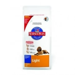 Canine Mature Adult 7+ Light Active Longevity with Chicken 3kg