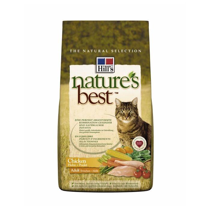 Hills Natures Best Cat Food Kg