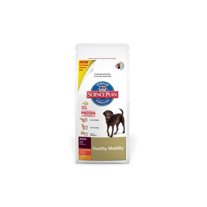 Hills Pet Nutrition Healthy Mobility Complete Dog Food Large Breed - Chicken 12kg