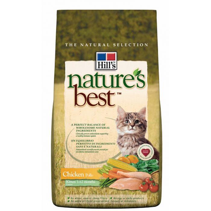 Hills Natures Best Cat Food
