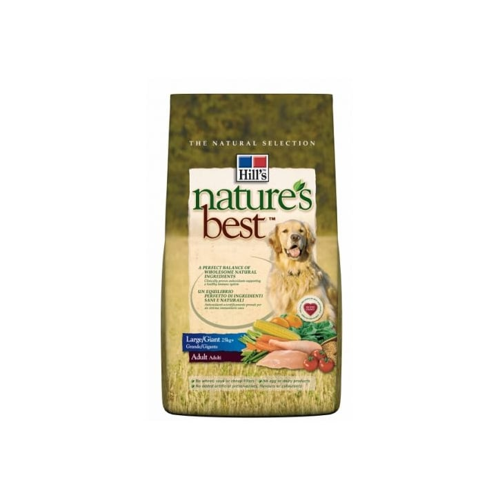 Hills Pet Nutrition Nature's Best Canine Large/Giant Adult 12kg