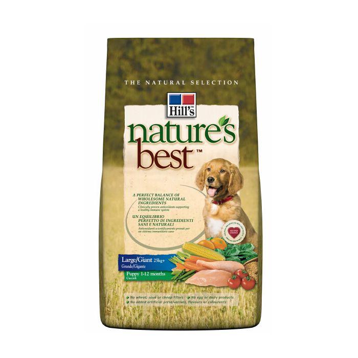 Hills Natures Best Dog Food Kg