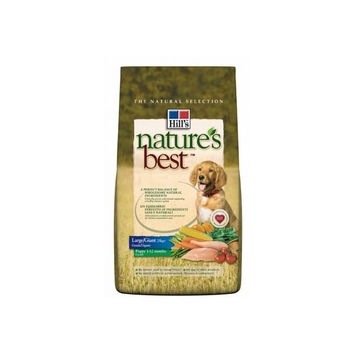 Hills Pet Nutrition Nature's Best Puppy Large/Giant 2kg