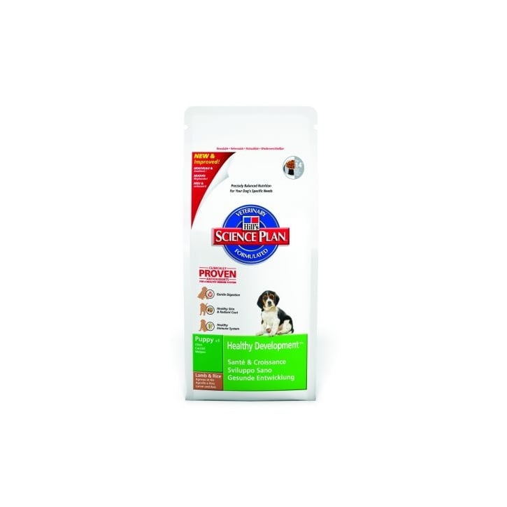 Hills Pet Nutrition Puppy Healthy Development Lamb & Rice 7.5kg