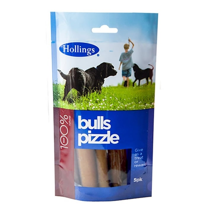 Hollings Bulls Pizzle 5pk