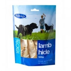 Hollings Lamb Hide 100g