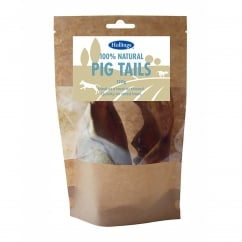 Natural Pig Tails Dog Treat 120g