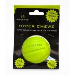 Hyper Pet Eva Chewz Ball Dog Play Toy