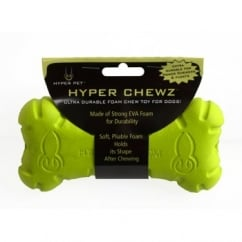 Hyper Pet Eva Chewz Bone Dog Play Toy