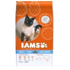 Adult Cat In Fish & Chicken Cat Food 3kg
