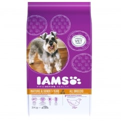 Mature & Senior Dog In Chicken Dog Food 3kg