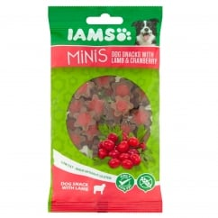Minis Dog Snacks with Lamb & Cranberry 100g