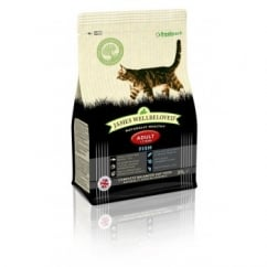 James Wellbeloved Adult Cat Fish & Rice Cat Food 300g