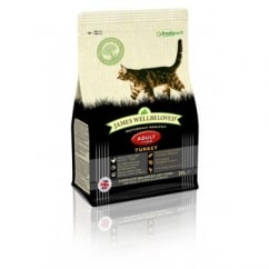 James Wellbeloved Adult Cat Turkey & Rice Cat Food 300g