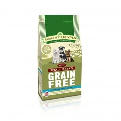 Grain Free Adult Small Breed Fish & Vegetable Dog Food 1.5kg