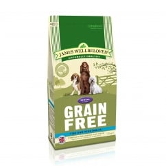 Grain Free Senior Fish & Vegetable Dog Food 1.5kg