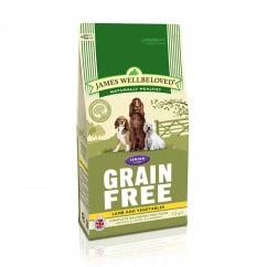 Grain Free Senior Lamb & Vegetable Dog Food 1.5kg