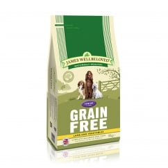 James Wellbeloved Grain Free Senior Lamb & Vegetable Dog Food 10kg