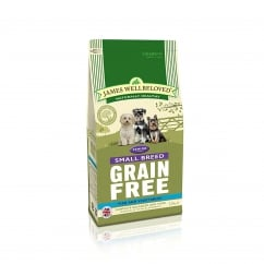 Grain Free Senior Small Breed Fish & Vegetable Dog Food 1.5kg