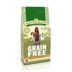 Grain Free Senior Turkey & Vegetable Dog Food 10kg
