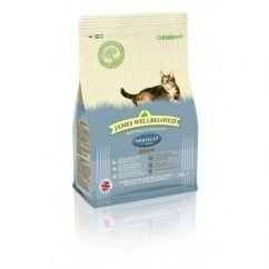 James Wellbeloved Housecat Duck & Rice Cat Food 300g