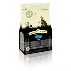 James Wellbeloved Kitten Fish & Rice Cat Food 300g