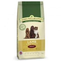 Lamb & Rice Adult Dog Food 2kg
