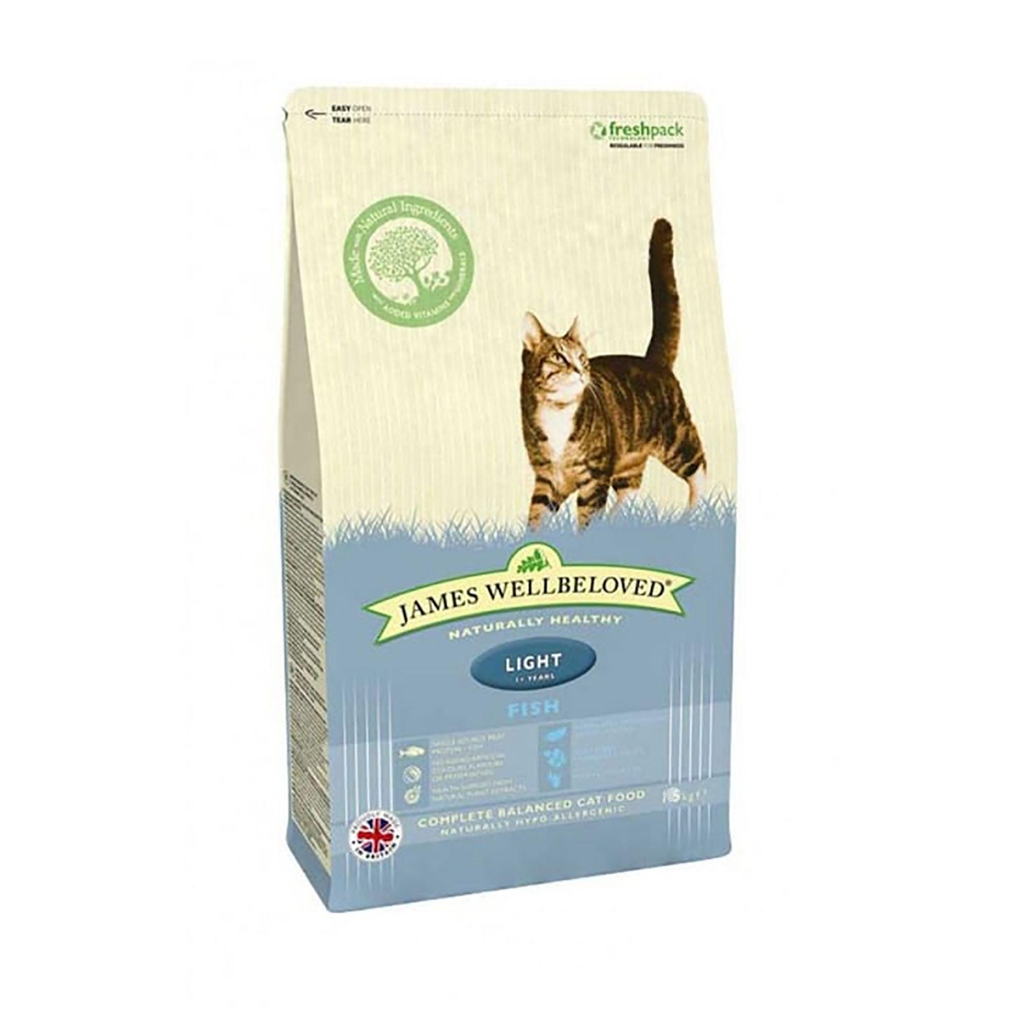 Adult Fish \u0026 Rice Cat Food 4kg