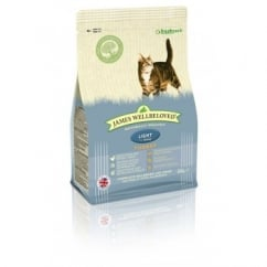 Light Turkey & Rice Cat Food 300g
