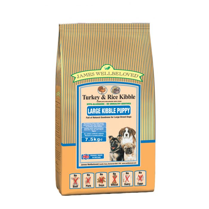 Chudleys Dog Food Puppy
