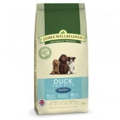 Puppy Duck & Rice Dog Food 2kg