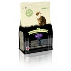 Senior Cat Fish & Rice Cat Food 300g