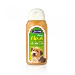 Dog Flea Cleansing Shampoo 200ml