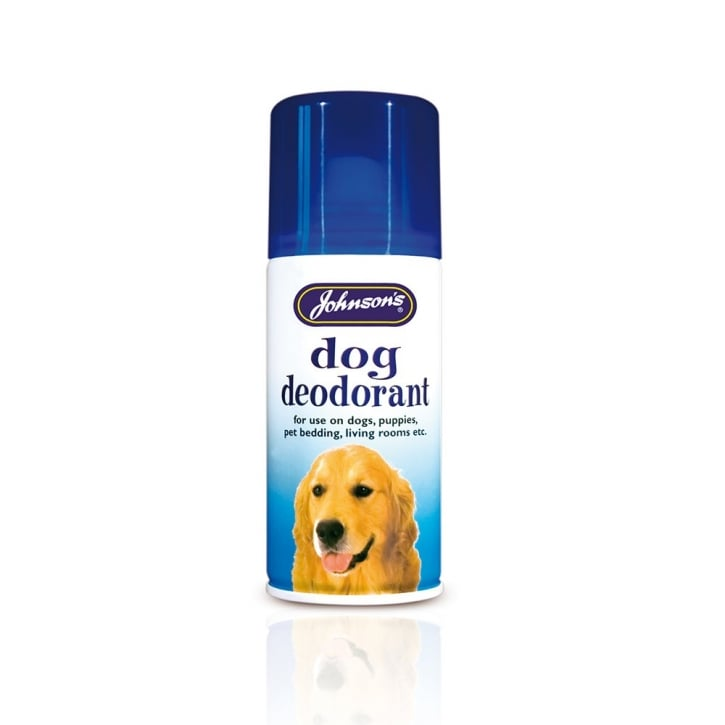 Johnsons Veterinary Dog Deodorant Spray 150ml