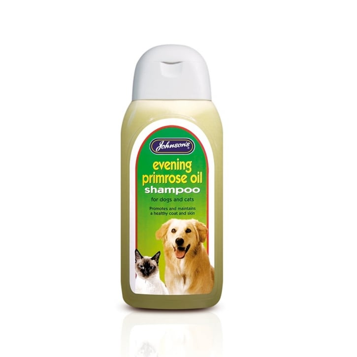 Johnsons Veterinary Evening Primrose Oil Shampoo - 200ml