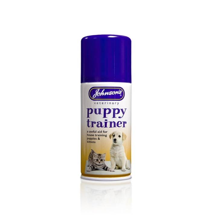 Johnsons Veterinary Puppy Trainer Spray for Puppies & Kittens 150ml