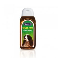 Velvet Coat Dog Shampoo 200ml