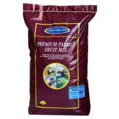 Parrot Fruit Seed Mix 12.5kg