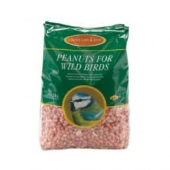 Johnston & Jeff Premium Peanuts For Wild Birds - 2kg