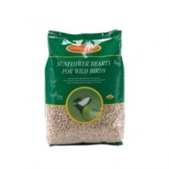 Johnston & Jeff Sunflower Hearts Wild Bird Food - 2kg