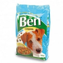 Ben Dry Complete Chicken & Vegtable 10kg