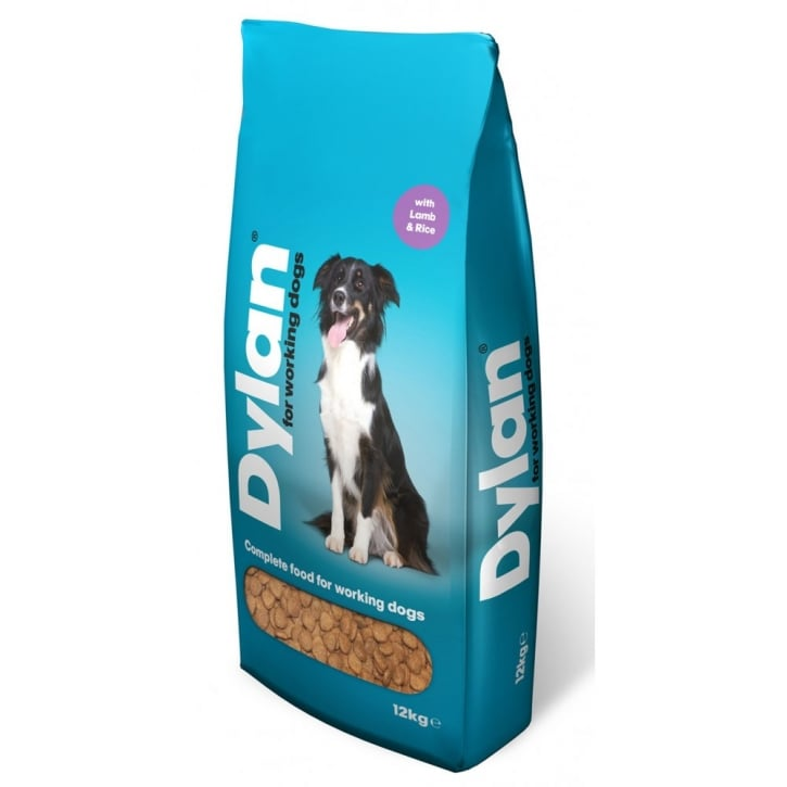 Kennelpak Dylan Working Dog Food Lamb & Rice 12kg