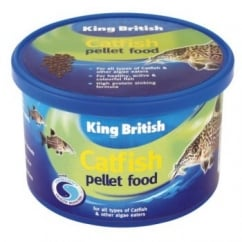 King British Cat Fish Pellets Complete Food - 200gm